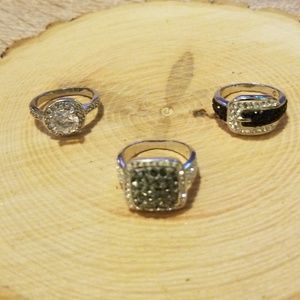 Jewelry - Set of rings